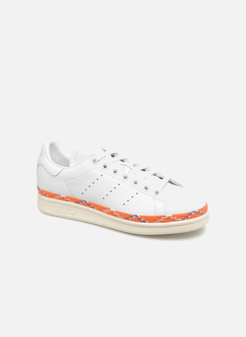 free shipping 71bfe d158e Baskets adidas originals Stan Smith New Bold W Blanc vue détail paire