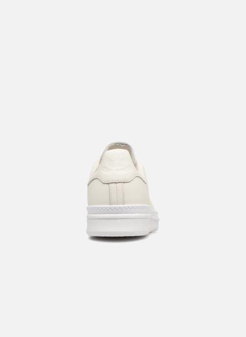 Sneaker adidas originals Stan Smith New Bold W weiß ansicht von rechts