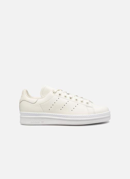 Sneaker adidas originals Stan Smith New Bold W weiß ansicht von hinten