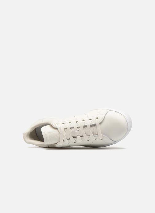 Sneaker adidas originals Stan Smith New Bold W weiß ansicht von links
