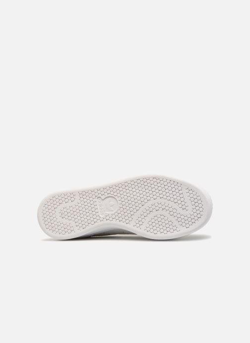 Sneaker adidas originals Stan Smith New Bold W weiß ansicht von oben