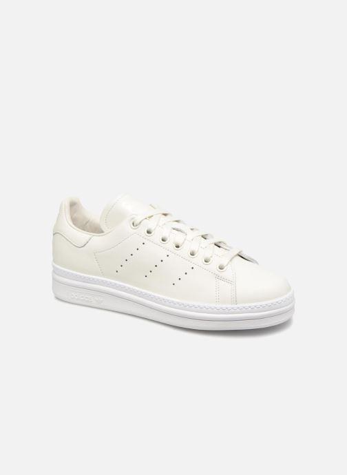 new style d85c6 0dab8 Sneakers adidas originals Stan Smith New Bold W Bianco vedi dettaglio paio