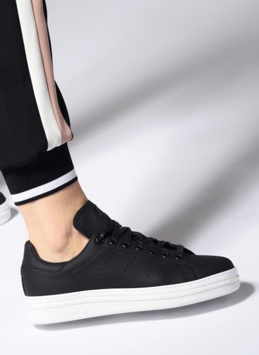 Sneakers adidas originals Stan Smith New Bold W Nero immagine dal basso