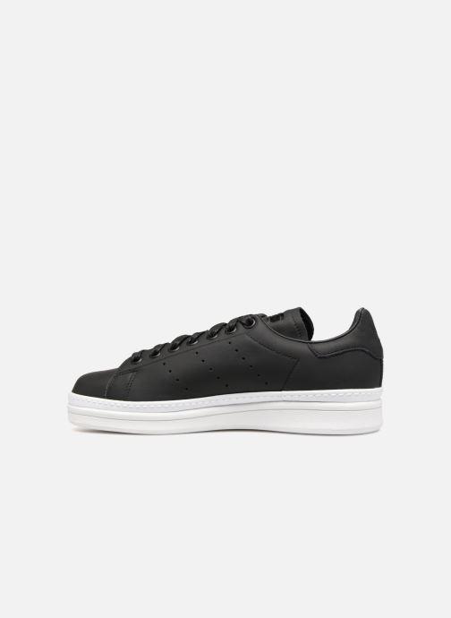 Sneakers Adidas Originals Stan Smith New Bold W Zwart voorkant