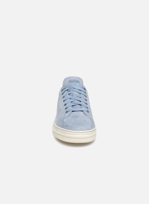 Sneakers adidas originals Stan Smith New Bold W Grijs model