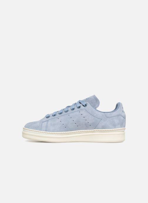 Sneakers adidas originals Stan Smith New Bold W Grijs voorkant