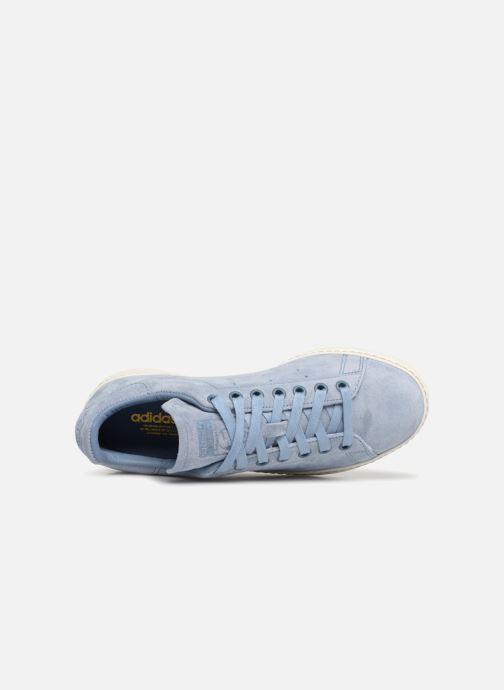 Sneakers adidas originals Stan Smith New Bold W Grijs links