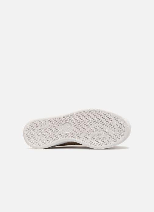 Sneaker adidas originals Stan Smith New Bold W beige ansicht von oben