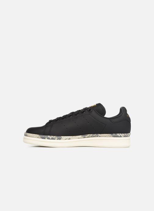 Sneakers adidas originals Stan Smith New Bold W Svart bild från framsidan