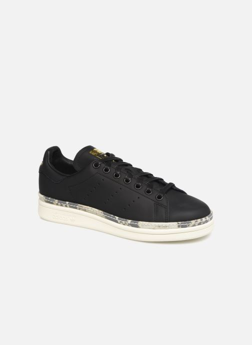 Sneakers adidas originals Stan Smith New Bold W Svart detaljerad bild på paret