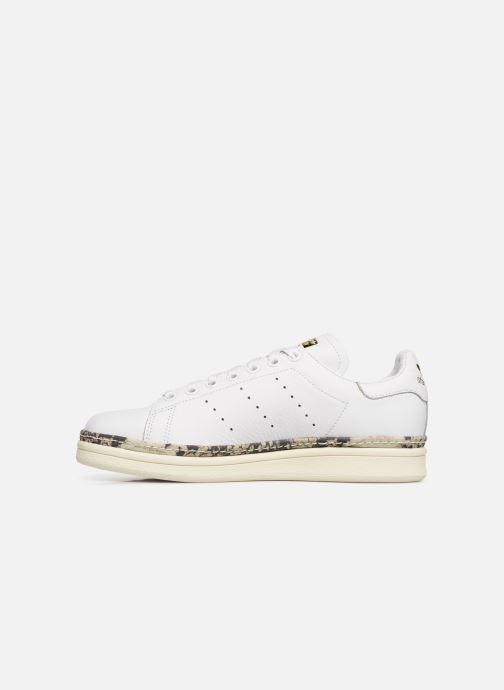 Baskets adidas originals Stan Smith New Bold W Blanc vue face