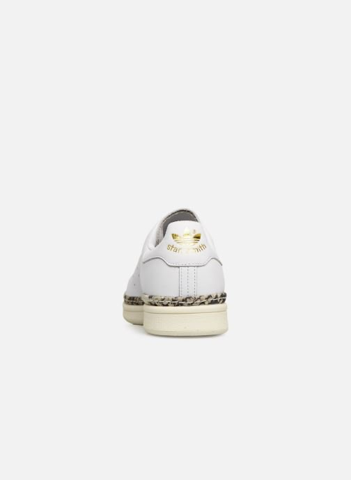Baskets adidas originals Stan Smith New Bold W Blanc vue droite