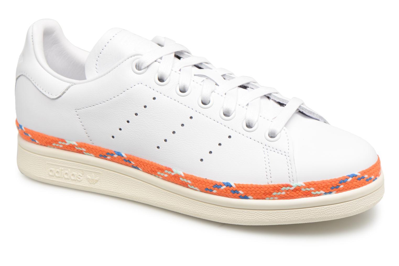 Nuevo zapatos Adidas Originals Stan Smith New Bold W (Blanco) cómodo - Deportivas en Más cómodo (Blanco) a6c8bb