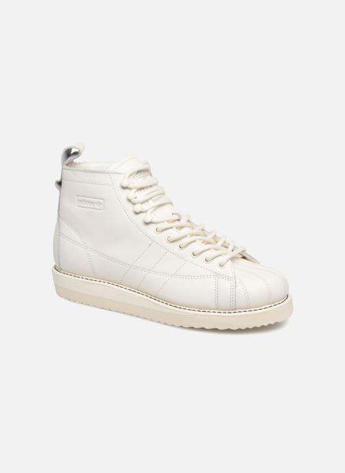 eac1548250b adidas originals Superstar Boot W (Blanc) - Baskets chez Sarenza ...