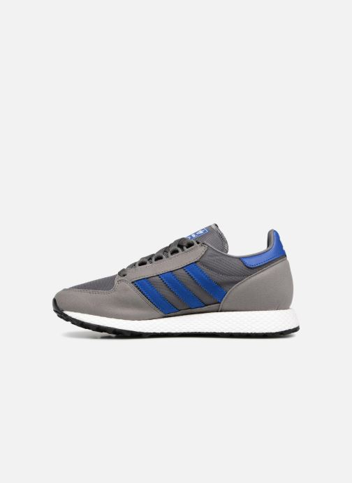 Sneakers adidas originals FOREST GROVE J Grigio immagine frontale