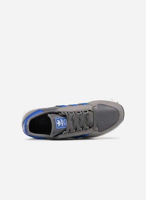 Sneakers adidas originals FOREST GROVE J Grijs links