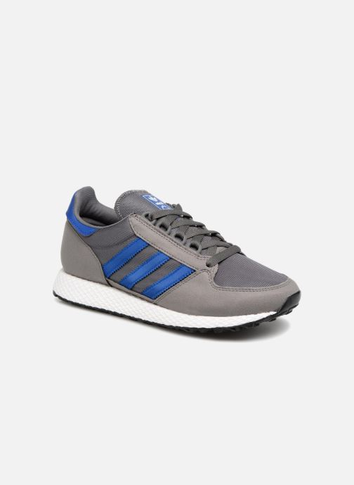 adidas originals FOREST GROVE J Trainers in Grey at Sarenza
