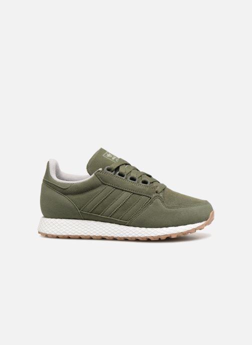 Sneakers adidas originals FOREST GROVE J Verde immagine posteriore