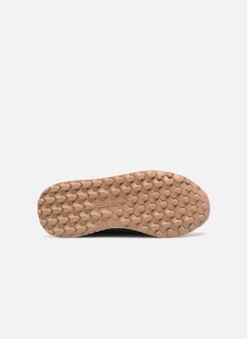 Baskets adidas originals FOREST GROVE J Vert vue haut