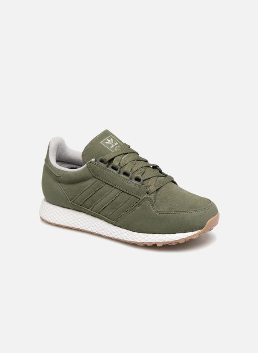 Sneakers adidas originals FOREST GROVE J Verde vedi dettaglio/paio