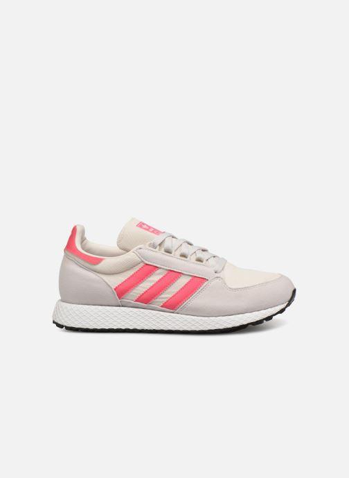 Sneaker adidas originals FOREST GROVE J weiß ansicht von hinten
