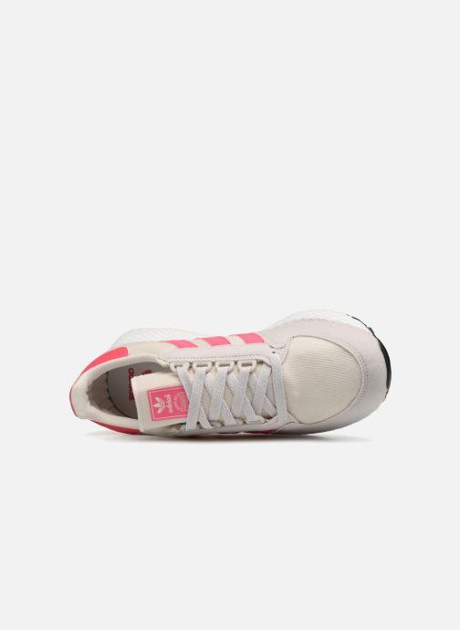 Sneaker adidas originals FOREST GROVE J weiß ansicht von links