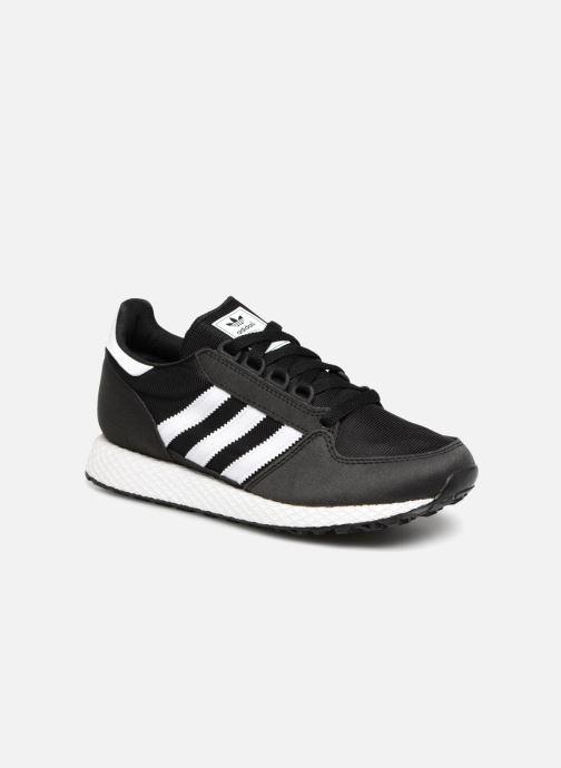 Baskets Adidas Originals FOREST GROVE J Noir vue détail/paire