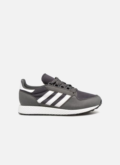 Trainers adidas originals FOREST GROVE J Grey back view