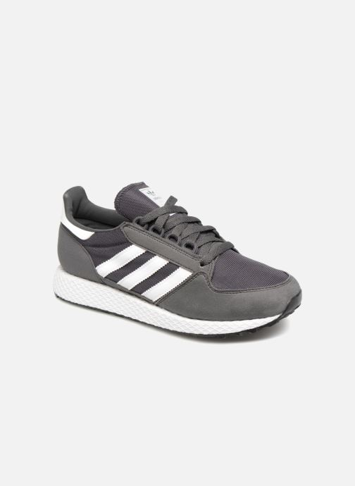 Sneakers adidas originals FOREST GROVE J Grijs detail
