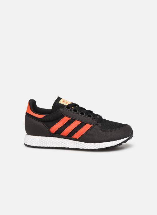 Sneakers adidas originals FOREST GROVE J Zwart achterkant