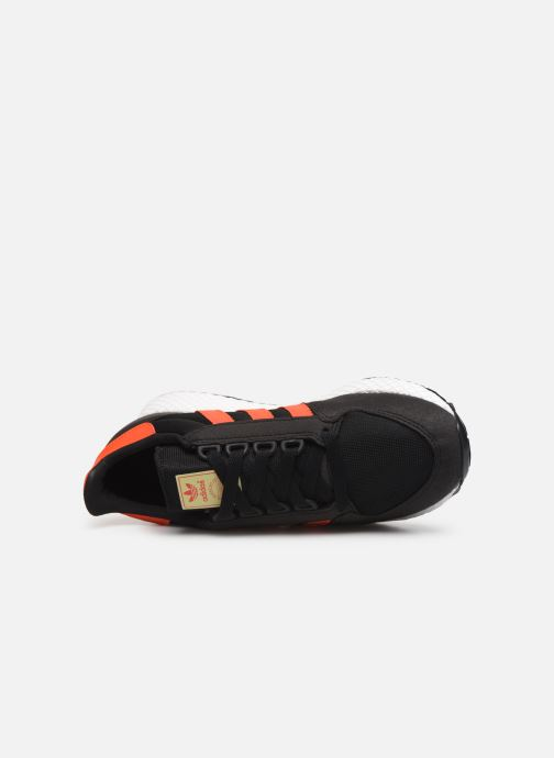 Sneakers adidas originals FOREST GROVE J Zwart links