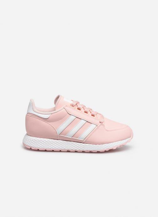 Sneakers adidas originals FOREST GROVE J Rosa immagine posteriore