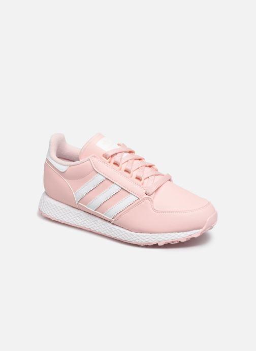 Sneakers adidas originals FOREST GROVE J Rosa vedi dettaglio/paio