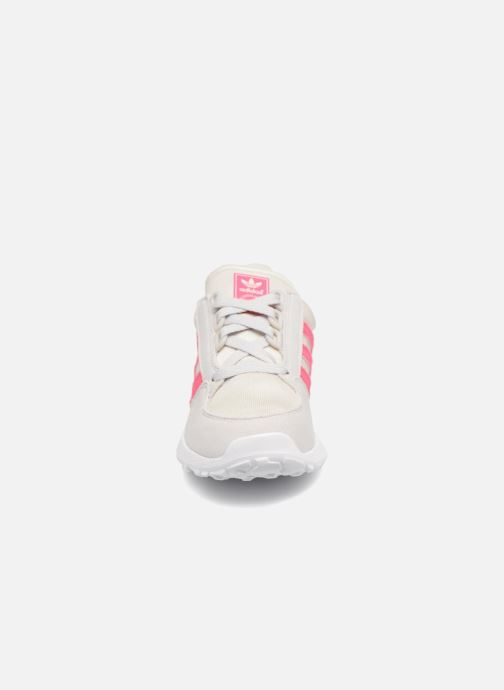 Trainers adidas originals FOREST GROVE C Pink model view