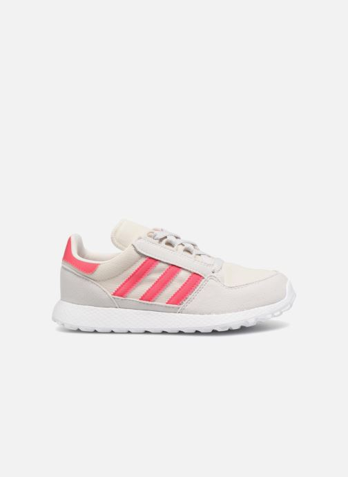 Trainers adidas originals FOREST GROVE C Pink view from the right