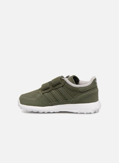 Sneakers adidas originals FOREST GROVE CF I Verde immagine frontale