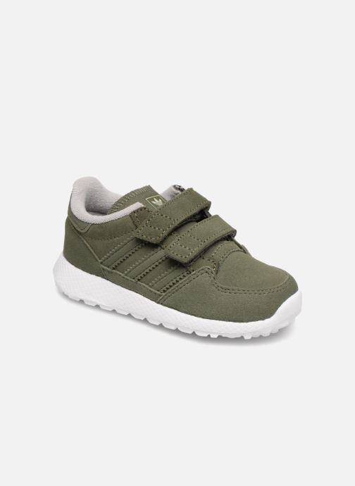 9ff0460480a8 Sneakers adidas originals FOREST GROVE CF I Grøn detaljeret billede af  skoene