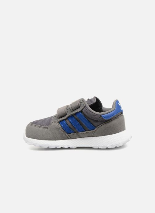 Sneakers adidas originals FOREST GROVE CF I Grijs voorkant