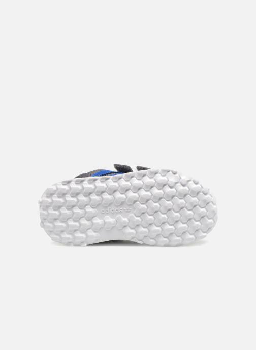 Baskets Adidas Originals FOREST GROVE CF I Gris vue haut