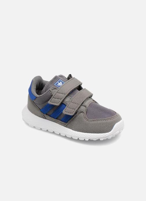 Baskets Adidas Originals FOREST GROVE CF I Gris vue détail/paire