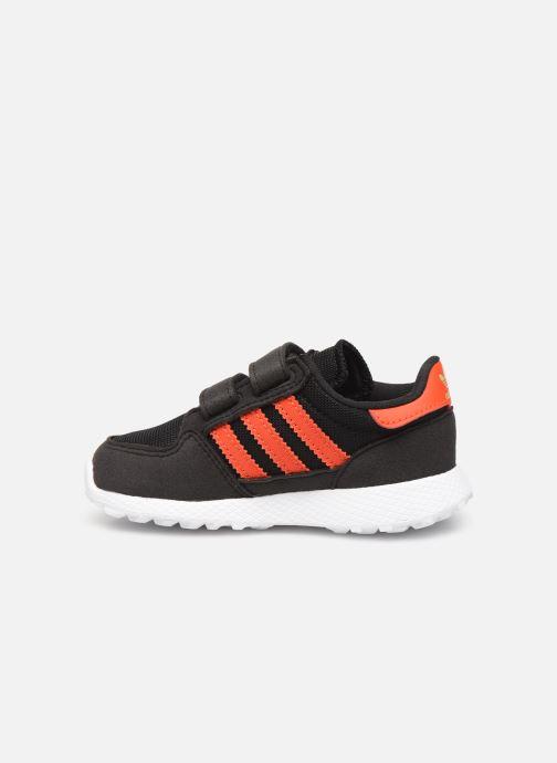 Sneakers adidas originals FOREST GROVE CF I Zwart voorkant