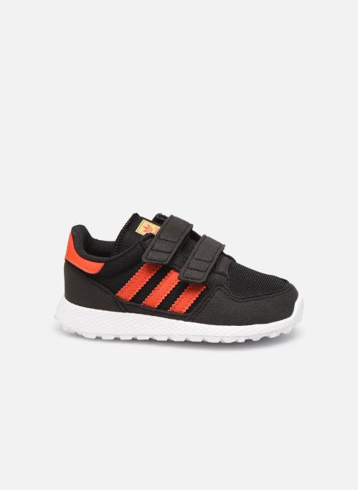 Sneakers adidas originals FOREST GROVE CF I Zwart achterkant
