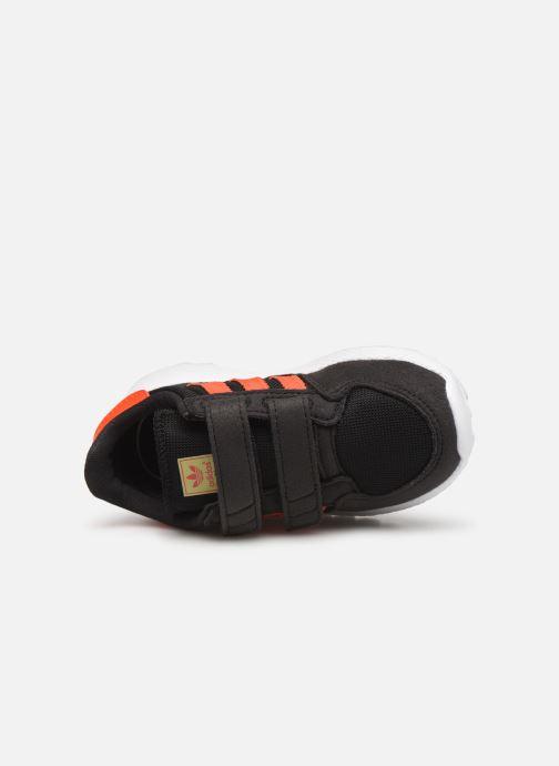 Baskets adidas originals FOREST GROVE CF I Noir vue gauche