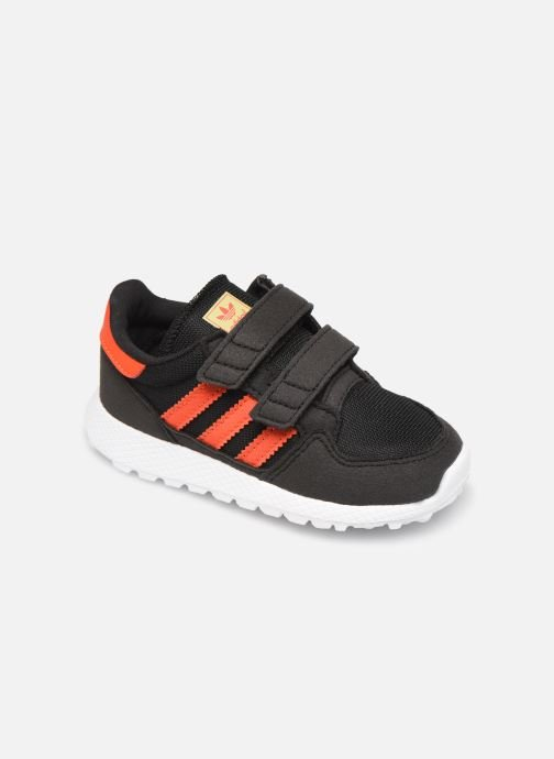 Sneakers adidas originals FOREST GROVE CF I Zwart detail