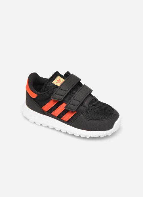 Sneaker adidas originals FOREST GROVE CF I schwarz detaillierte ansicht/modell