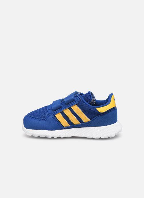 Sneaker adidas originals FOREST GROVE CF I blau ansicht von vorne