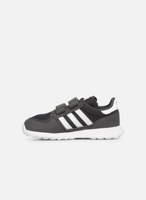 Baskets adidas originals FOREST GROVE CF I Gris vue face