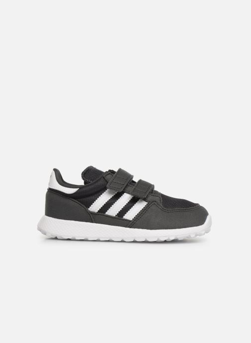 Baskets adidas originals FOREST GROVE CF I Gris vue derrière