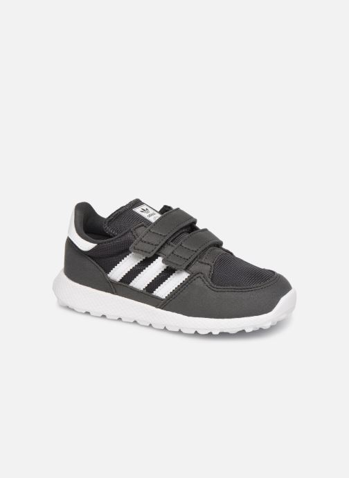 Baskets adidas originals FOREST GROVE CF I Gris vue détail/paire