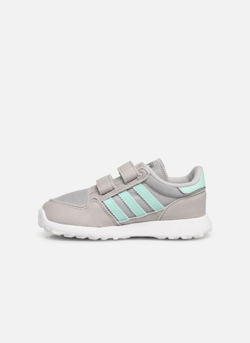 Trainers adidas originals FOREST GROVE CF I Grey front view